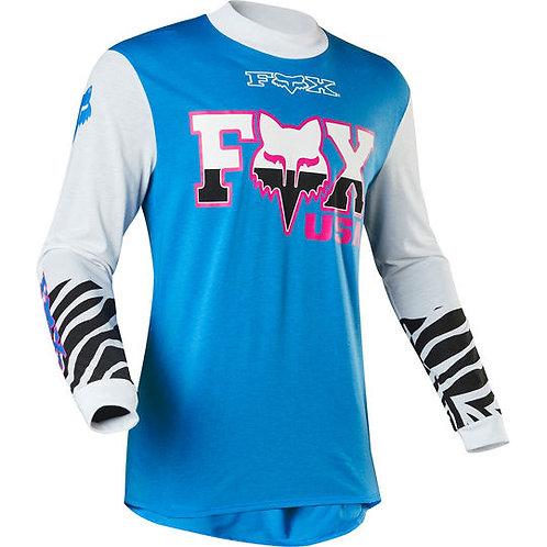 Koszulka FOX Retro Zebra r. S
