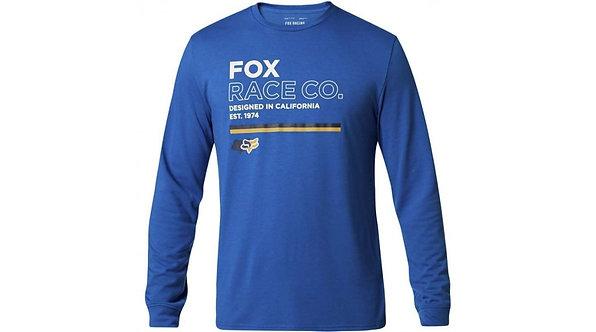 T-shirt FOX długi rękaw M, L