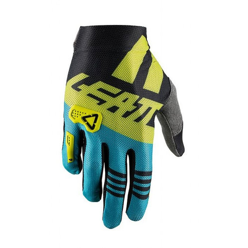 Rękawice LEATT GPX 2.5 X-FLOW BLACK/LIME