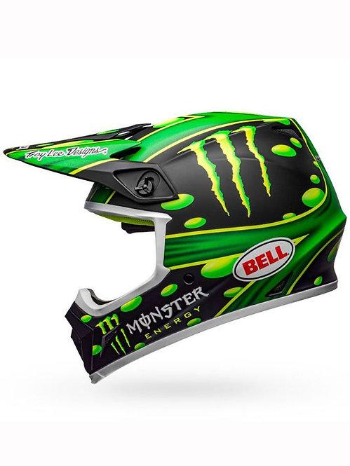 Kask Bell MX-9 MIPS Monster