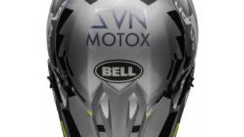 KASK BELL MX-9 MIPS SEVEN EQUALIZER GRY/BLK XL