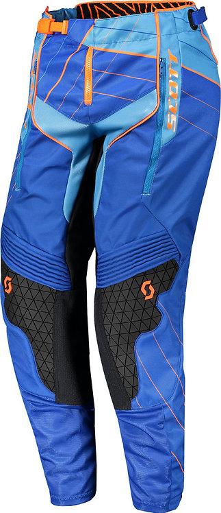 Spodnie enduro Scott blue/orange r 34