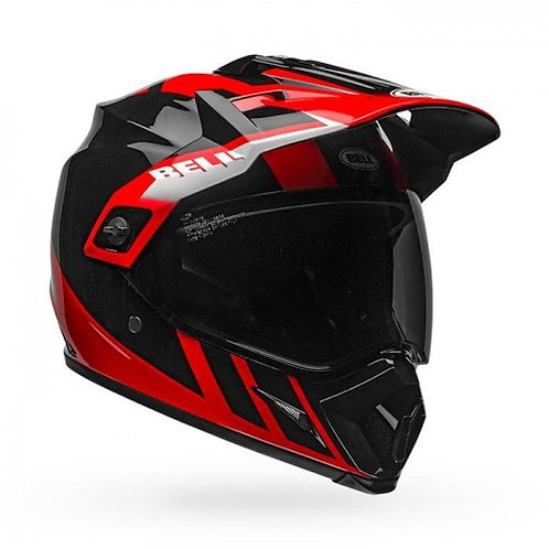 KASK INTEGRALNY BELL MX-9 ADVENTURE MIPS DASH  L