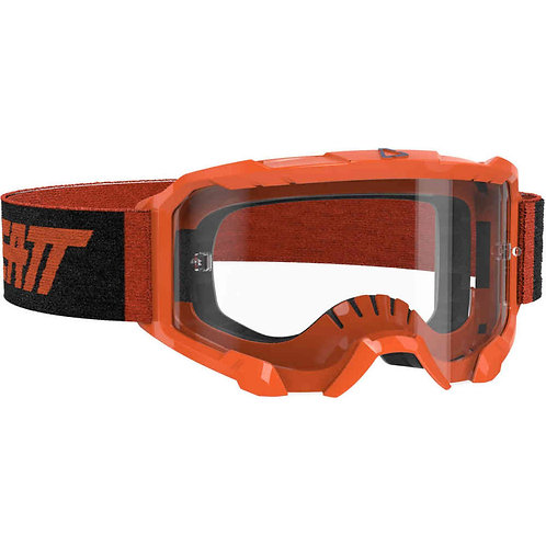 Gogle LEATT Velocity 4.5 Neon Orange OTG