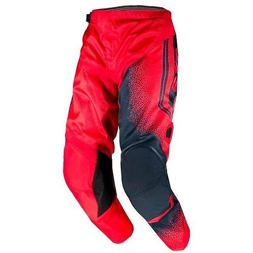 SCOTT Spodnie 350 RACE niebieskie czerwone