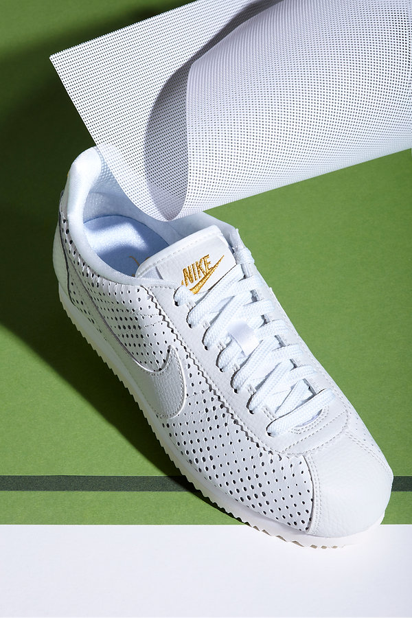 bascket sneakers nike blanche