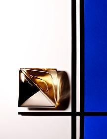 Série parfum bauhaus pour le magazine OOB