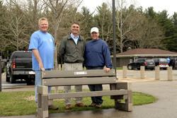 Donating Bench