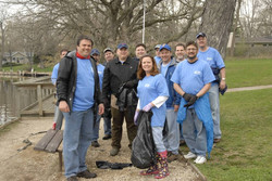 river bank crew