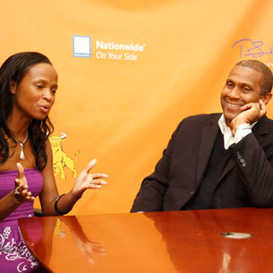 Political Broadcaster Tavis Smiley