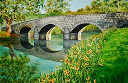 Burnside Bridge - SOLD