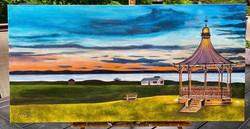 Bandstand - Nairn Scotland