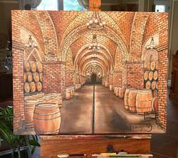 Wine cellar - SOLD