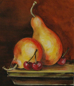 Pears - SOLD