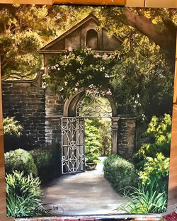 Secret garden - SOLD