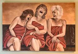 Spa ladies