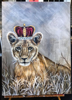 Future King - SOLD