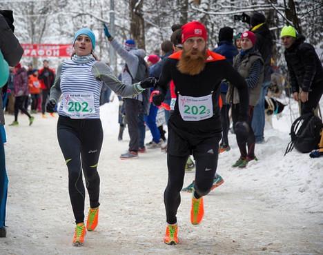 Bim marathon, Zelenograd, 2016