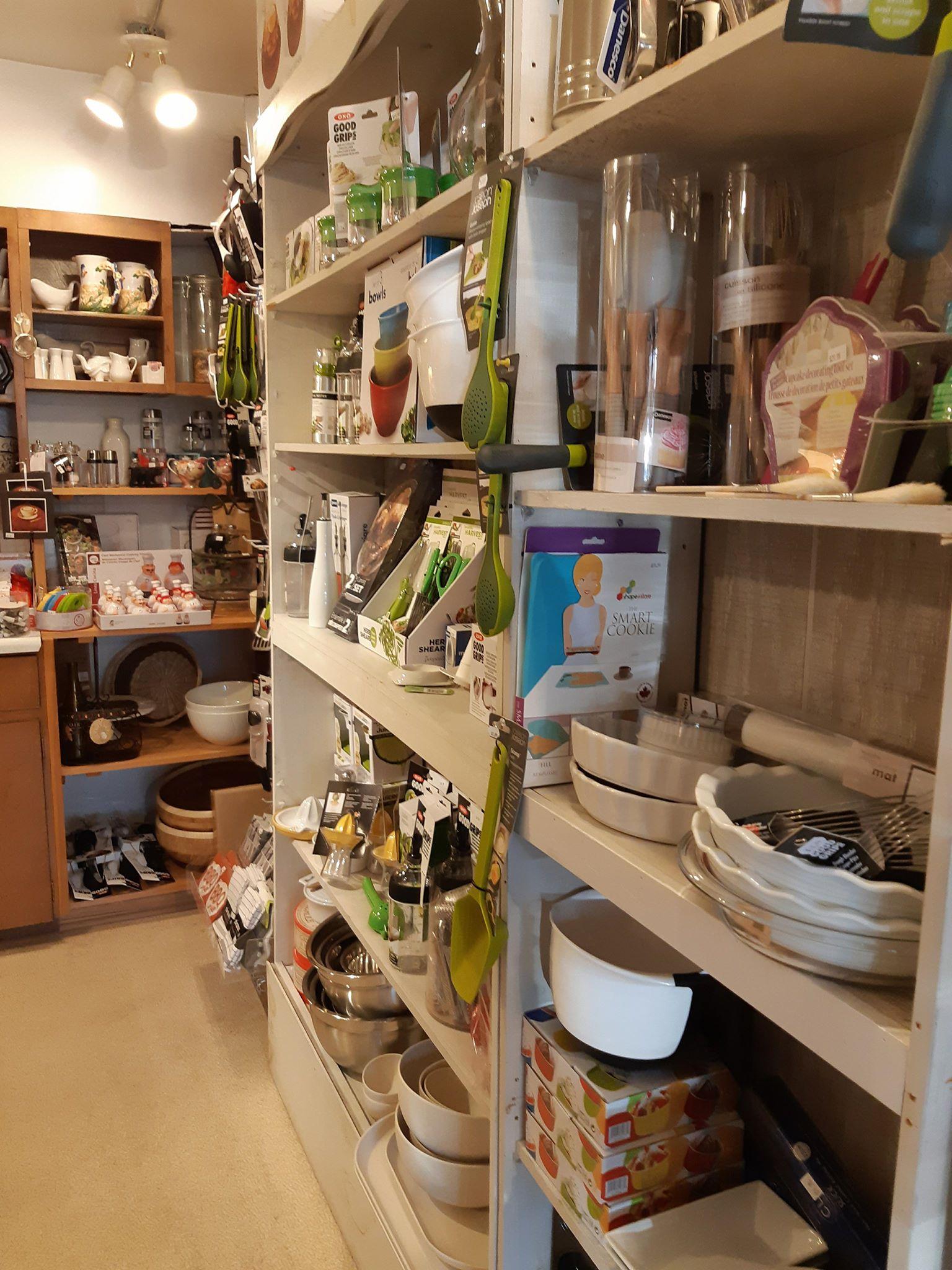 kitchen gifts, supplies,