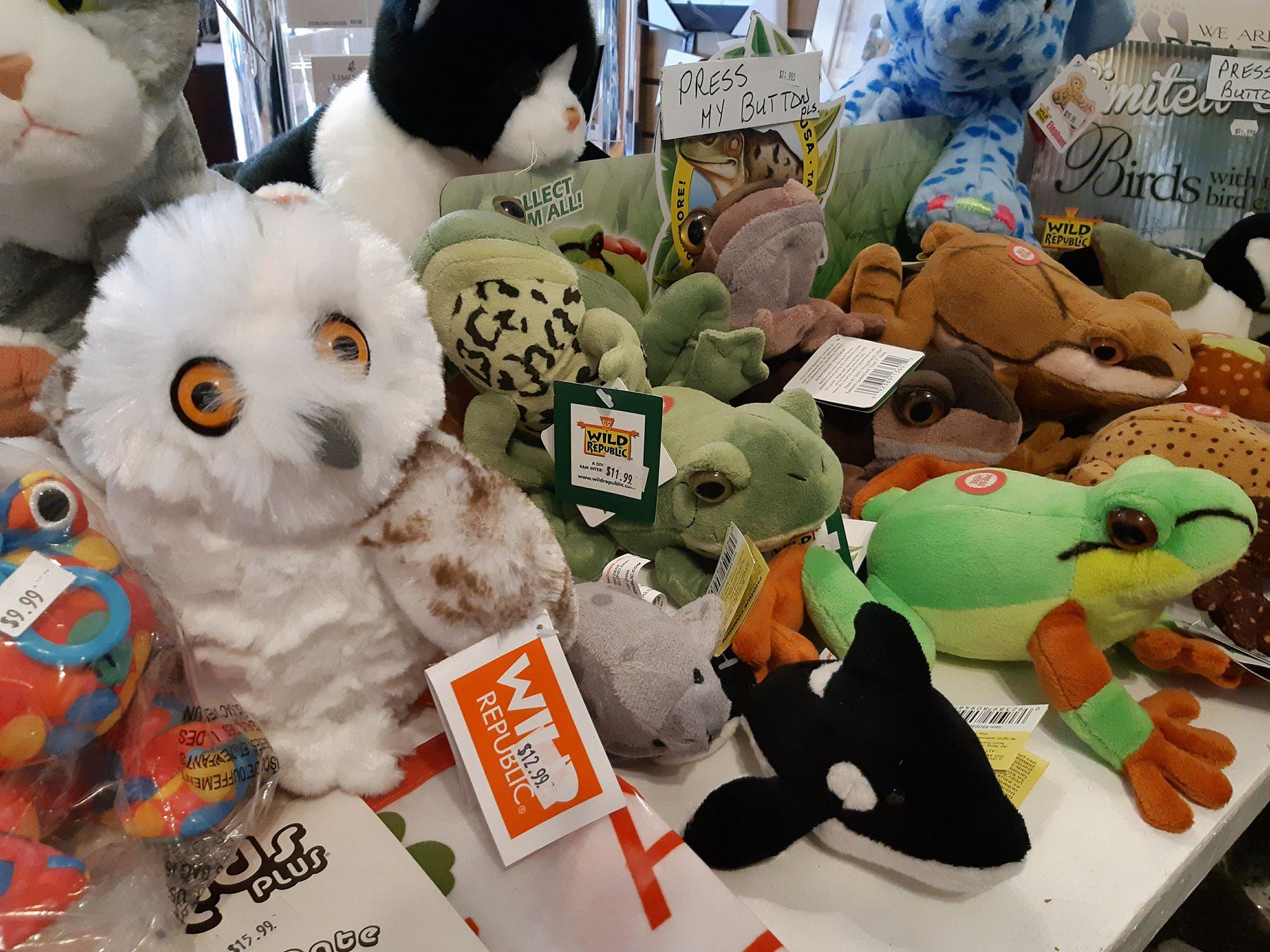 toys, stuffed animals