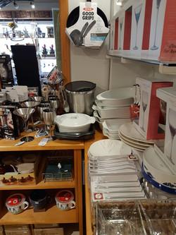 pots and pans