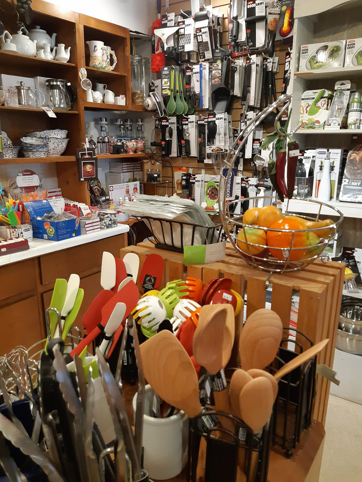 spoons kitchen stuff