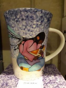 mugs little current the rain barrel