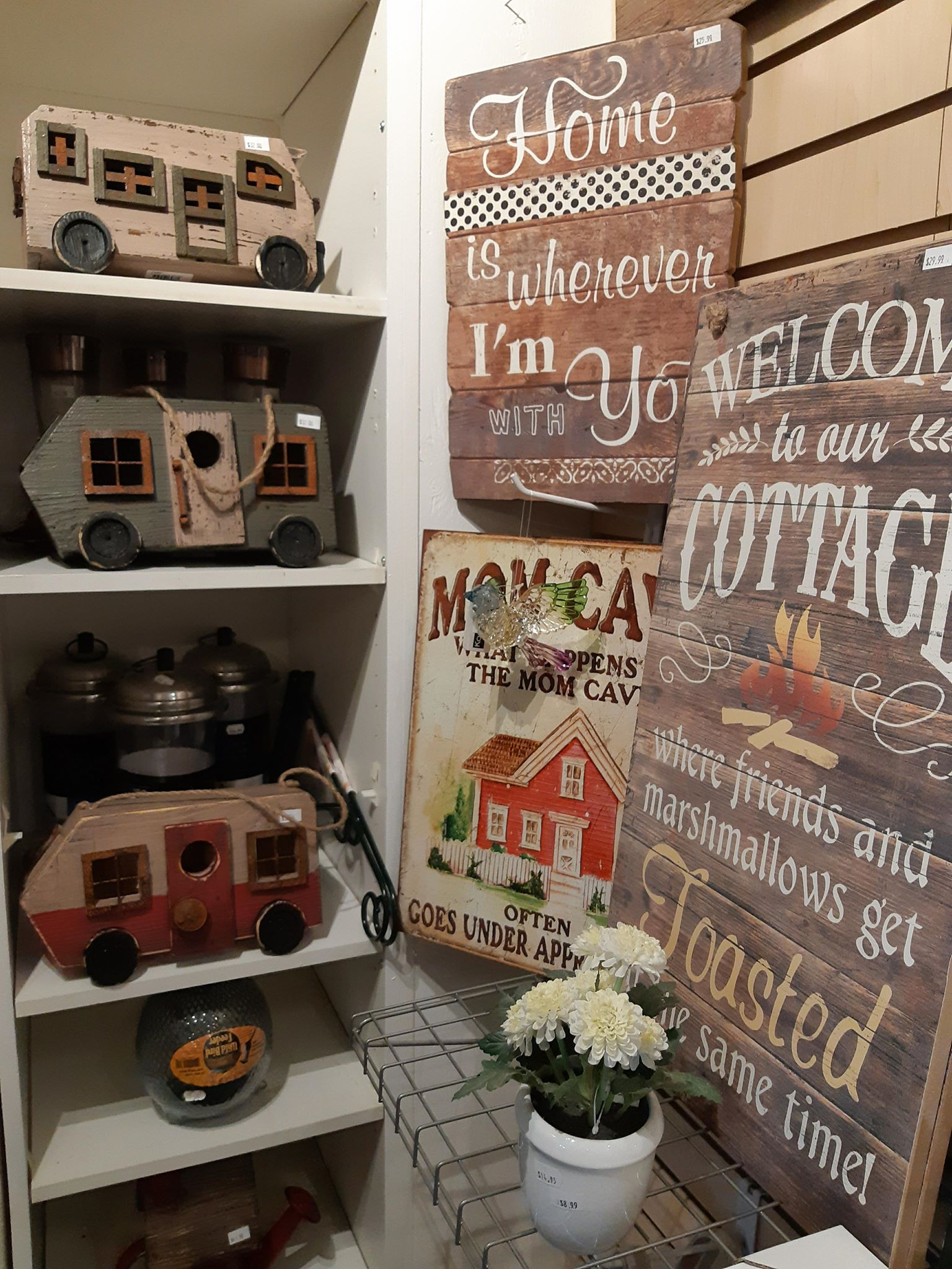 mancave signs, gifts