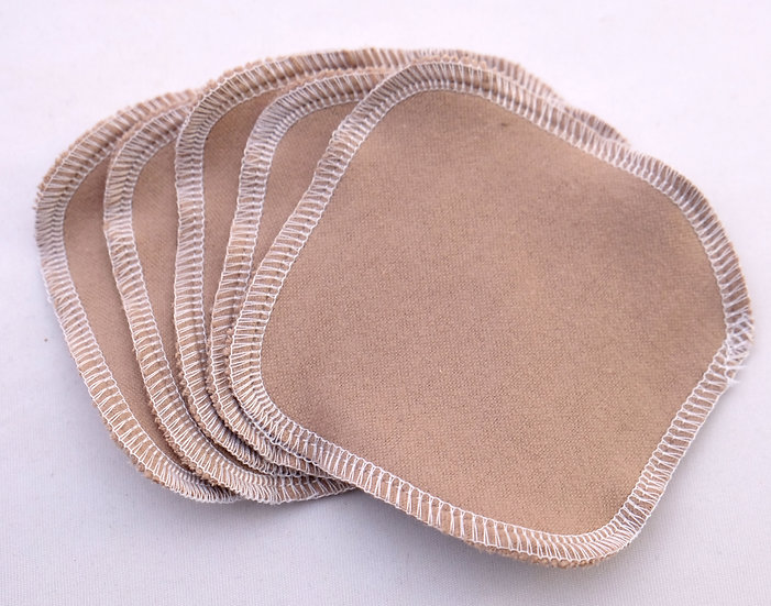 Taupe - Facial Rounds Set of 5