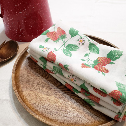 Vintage Cloth Napkins