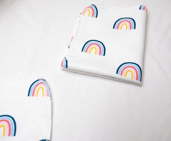 Modern Rainbow - Paperless Kitchen Towels