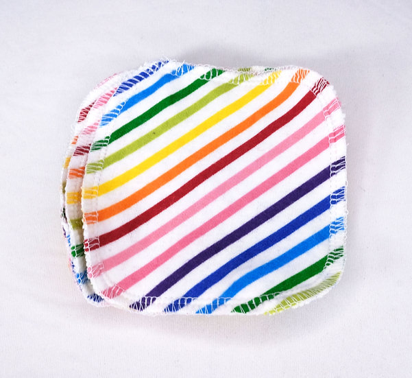 Rainbows - Set of 5 Facial Rounds