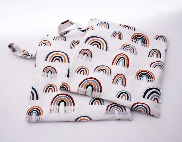 Large Wetbag - Rainbows