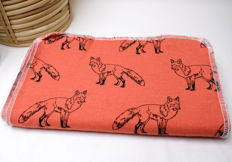 Foxes - Paperless Kitchen Towels