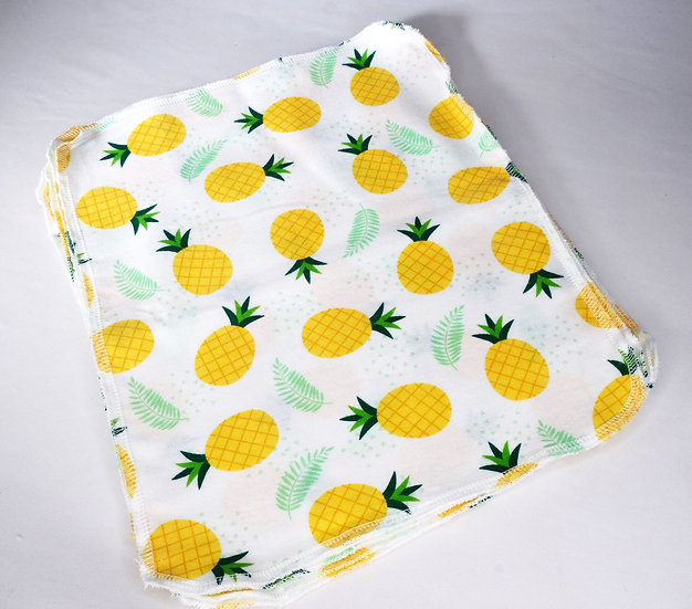Pineapples - Paperless Kitchen Towel