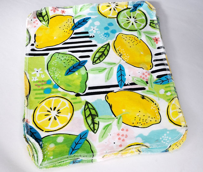 Lemons & Limes - Paperless Kitchen Towel