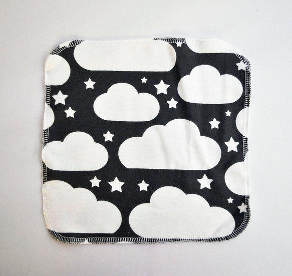 Clouds - Reusable Wipes/Hankies