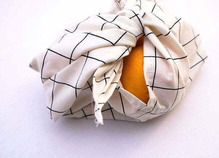 Grid Bento Bag, Small Size