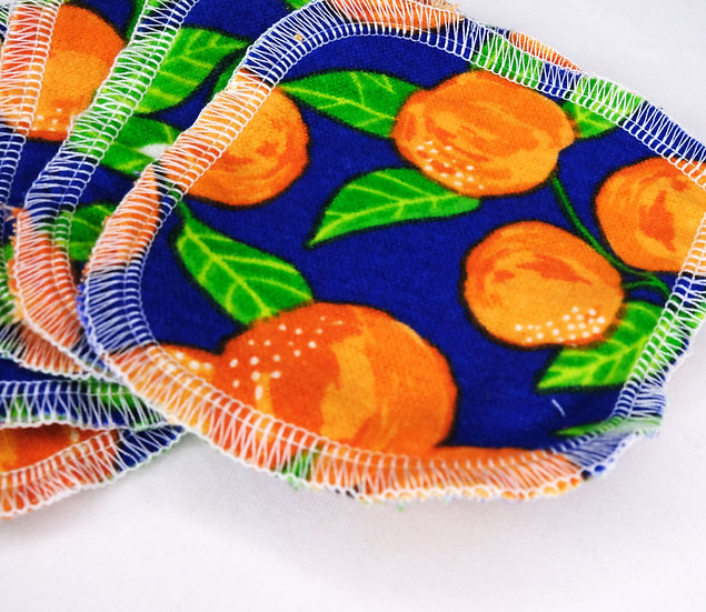 Oranges - Set of 5 Facial Rounds