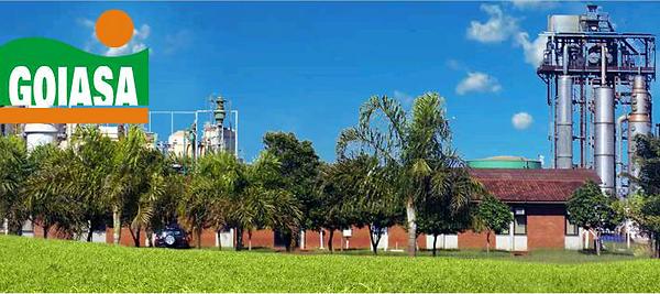 PABCO SA - organic raw materials experts. Goiasa Goiatuba Alcool Ltda