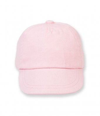 § INFANT Summer Cap PALE PINK