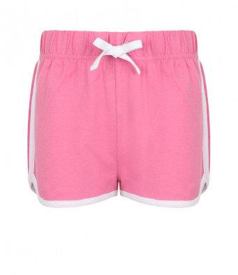 § GIRLS Retro Shorts PINK