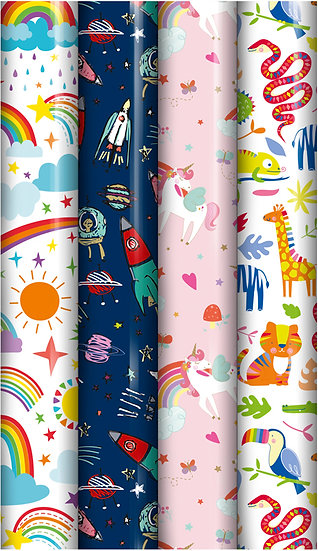 Gift wrap 3m Roll