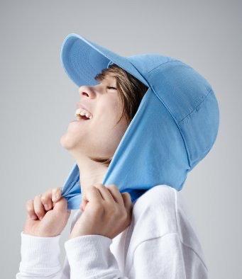 § KIDS Legionnaire Style Cap