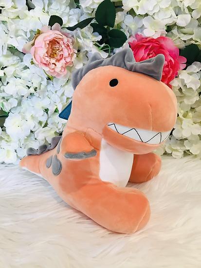 § Orange T-Rex-  30 cm