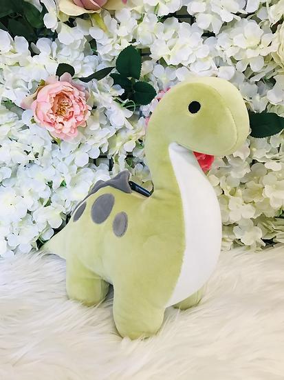 § Green Diplodocus- 30 cm