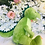 Thumbnail: Large T-Rex Zippie Dinosaur Plush- 42cm