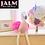 Thumbnail: § Large Flamingo Plush- 50cm