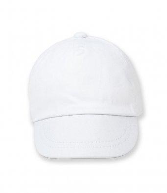 § INFANT Summer Cap WHITE
