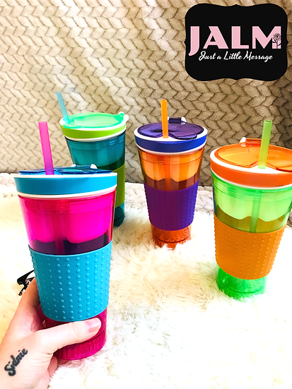 § XL Snack Cup
